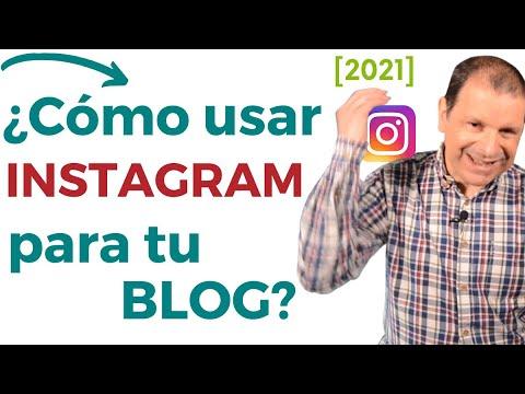 Instagram para tu blog: 10 ventajas e inconvenientes y 5 Tips de Instagram para blogs [guía 2021]