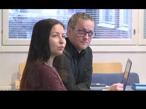 Lapin AMKin alumni Petri Partanen
