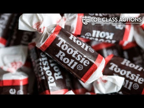 ProgressVideo TV: Lawsuit Claims Tootsie Rolls Contained