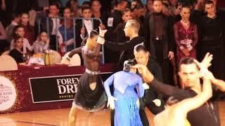 Yury Fedorenko - Milana Karabaeva Paso / Latin Kvartal 2019 Amateur Latin