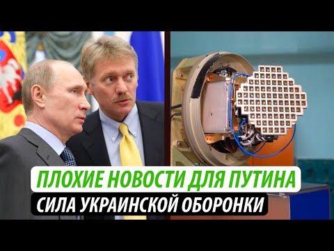 Плохие новости для Путина. Сила украинской оборонки