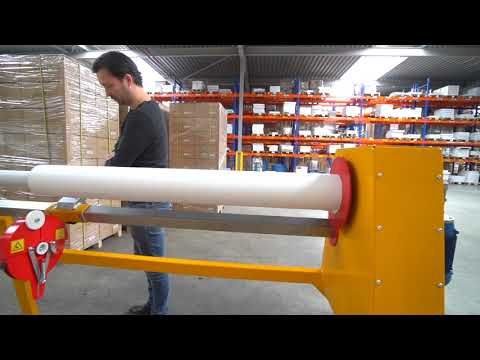 RG-Economic Rollslitting machine