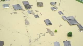 西日本豪雨・7月7日レスキューチームが調査を開始