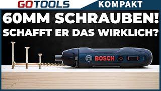 Minimaler Aufwand, Maximale Wirkung | Bosch Go2go - Kompakt und Leistungsstark in der L-Boxx mini
