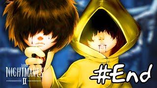 LITTLE NIGHTMARES 2 #HẾT: TRỜI ƠI SIX !?! SAO EM LÀM VẬY VỚI ANH !?!