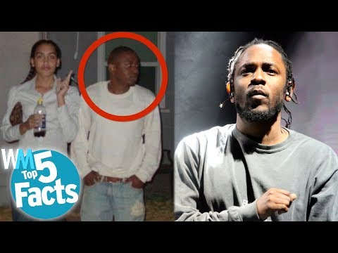 Top 5 Facts You Didn't Know About Kendrick Lamar