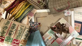 SHARING Our Joy Of Needlework! THANKING Our Subscribers! Country Stitchers V99