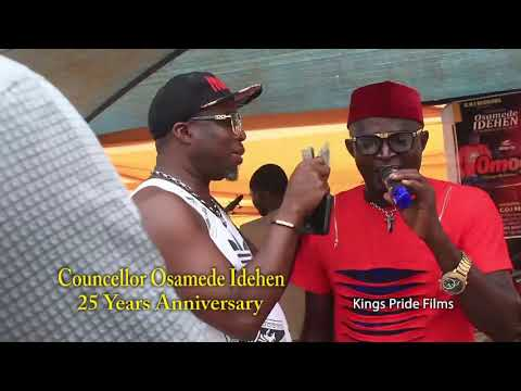 Counsellor Osamede Idehen Live On Stage - Youtube Download
