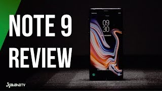 Galaxy Note 9, review