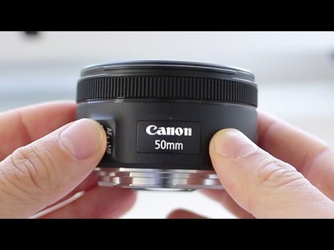 Canon 50mm 1.8 STM In Depth Review (with sample images & videos)