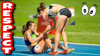 Most Beautiful And Respectful Moments In Sports Part II