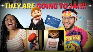 "SML Movie ""Mr. Goodman's Credit Card!"" REACTION!!!"