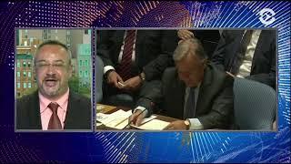 Порошенко призвал развернуть миротворческие силы ООН в Донбассе