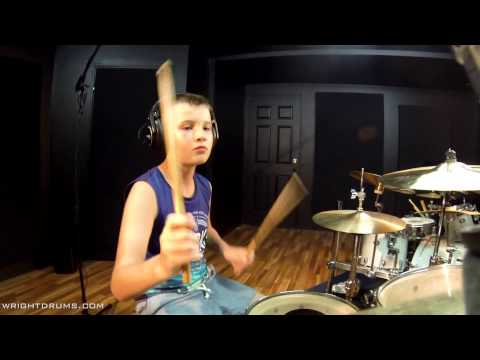 Wright Drum School - Fall Out Boy Thnks Fr Th Mmrs by Devan McEldowney - Drum Cover
