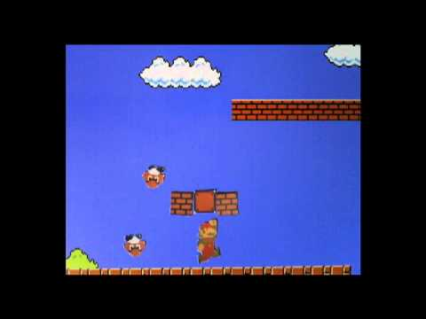 Stop-Motion Super Mario Bros World 1-1 Still Misses That Damn Flag Pole Jump