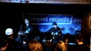 Bayside - Duality + Megan (acoustic) at The Fighting Cocks, Kingston