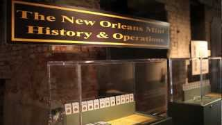 The Old U.S. Mint in New Orleans