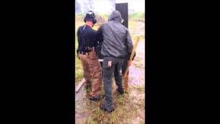 Wet AK 47 SBR In Carbine Immersion Course