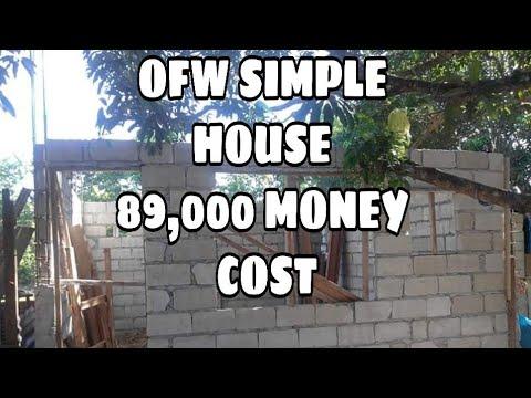 OFW SIMPLE HOUSE PART 1, BAHAY NG KAIBIGAN KO!!