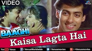Kaisa Lagta Hai (Baaghi) - YouTube