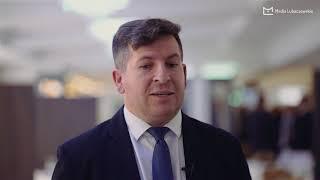 Prezentacja filmowa z  Lubaczowskiego Forum Przedsiębiorczości