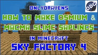 Minecraft Sky Factory 3: How to Breed Chickens + Rare Chickens