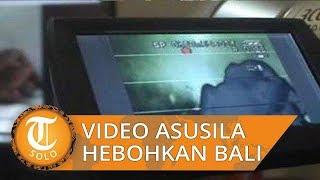 Video Asusila Gemparkan Warga Denpasar, Satu Wanita 'Layani' 3 Lelaki di Kamar Hotel