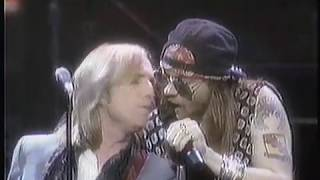 Tom Petty & Axl Rose - 1989 MTV Awards