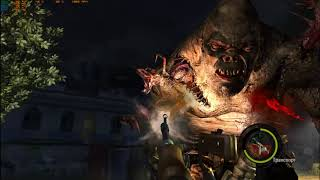 Resident Evil 5 boss Ndesu, уровень сложности - professional.