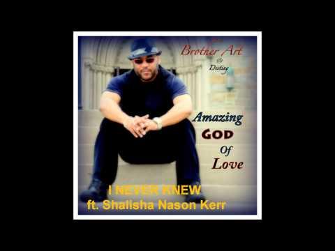 Brother Art & Destiny - AMAZING GOD OF LOVE - Promo/Samples (Arturo J. Castro)