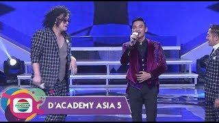 KEREN!! Megat Haikal Sudah Berkompetisi Sejak Usia 10 tahun - D'Academy Asia 5