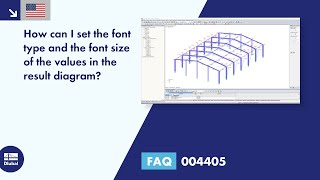 FAQ 004405 | How can I set the font type and the font size of the values in the result diagram?