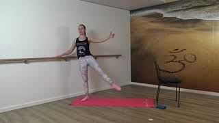Barre Express With Emma Percy