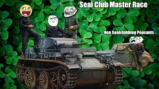 WoT || How to Seal Club In A Pz 1C (Jingles 500k Contest Video)