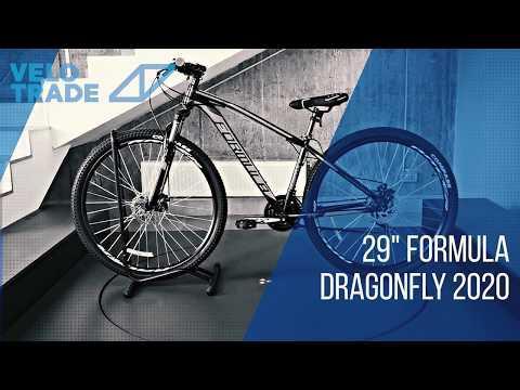 """Велосипед 29"""" Formula DRAGONFLY 2020: video"""