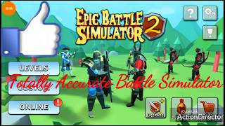 Totally Accurate Battle Simulator!(Gameplay)