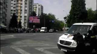 preview picture of video 'Policijska prezentacija Slavonski Brod 2012'