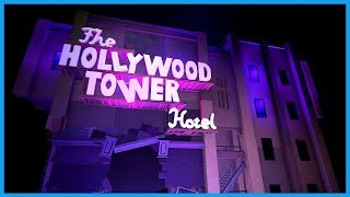 Tower of Terror: The Ride! Coaster Spotlight 345 #PlanetCoaster