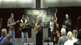 "IBMA video - Donna Hughes Band ""WhereAreYouDarlin"""