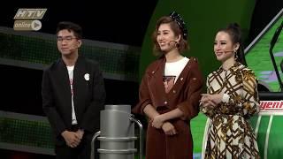 Angela Phương Trinh, PewPew, Thúy Ngân thi vòng đặc biệt NHANH NHƯ CHỚP | NNC #35 | 8/12/2018
