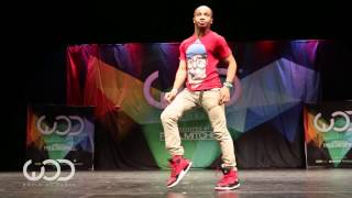 Fik Shun - World of Dance Las Vegas 2014