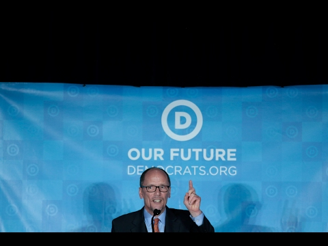 Democrats select Perez as new party chair