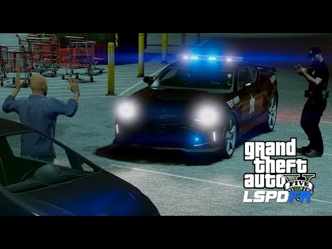 Download GTA 5 LSPDFR Richland County Sheriff Caught Red Handed