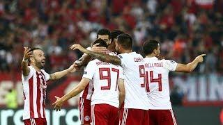 Highlights: Ολυμπιακός - Κράσνονταρ 4-0 / Highlights: Olympiacos - Krasnodar 4-0