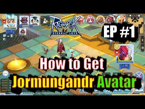 Ragnarok Mobile - Jörmungandr [appear] (Part 1) - смотреть онлайн на