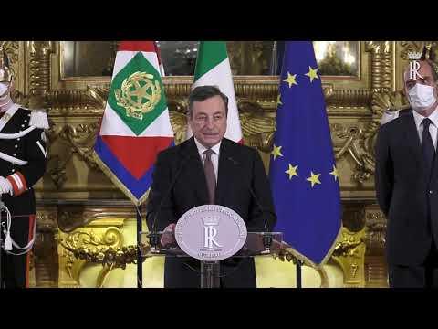 Il Governo di Mario Draghi