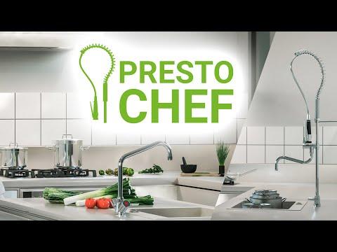 Gamme Presto Chef