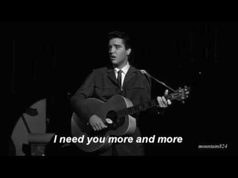 Elvis Presley -  Don't Ask Me Why  - with Lyrics