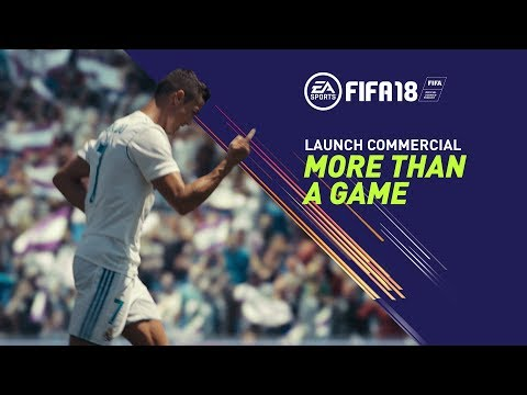 FIFA 18 Launch Commercial | More Than a Game thumbnail