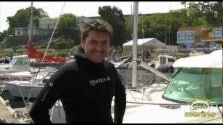 De pesca con Alfredo Varela
